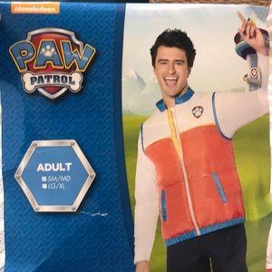 Paw Patrol Ryder vest SM/MD